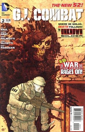 G.I. Combat Vol 2 #2