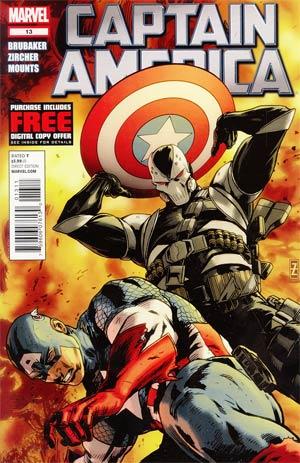 Captain America Vol 6 #13 Cover A Regular Patrick Zircher Cover