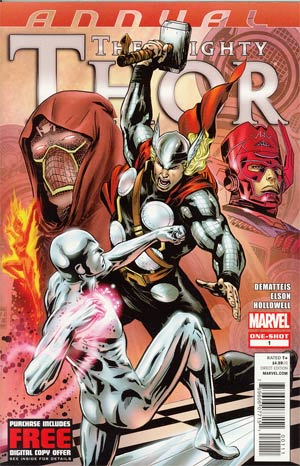 Mighty Thor Annual #1 Cover A Regular Patrick Zircher Cover