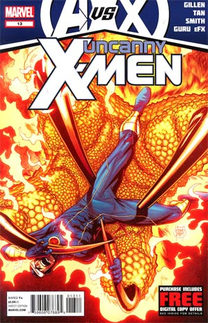 Uncanny X-Men Vol 2 #13 (Avengers vs X-Men Tie-In)