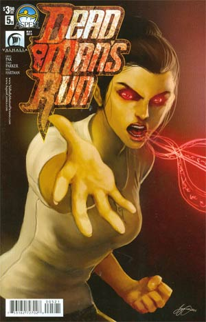 Dead Mans Run #5 Cvr B Siya Oum