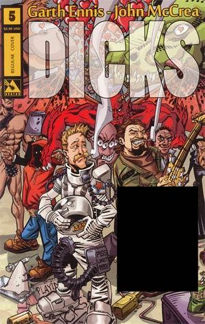 Dicks Color Edition #5 Cover A Regular Cover