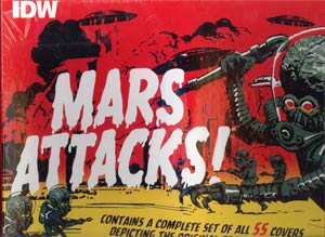 Mars Attacks Vol 3 #1 Boxed Set