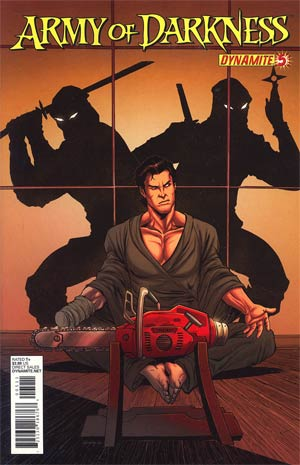 Army Of Darkness Vol 3 #5
