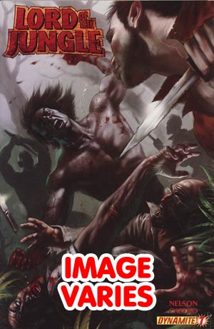 DO NOT USE Lord Of The Jungle #7 Regular Cover (Filled Randomly With 1 Of 2 Covers)