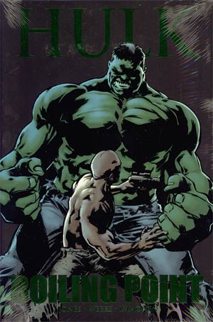 Hulk Boiling Point HC Premiere Edition Book Market Cover