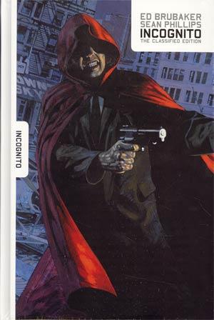 Incognito Classified Edition HC Marvel/Icon Edition