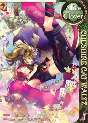 Alice In The Country Of Clover Cheshire Cat Waltz Vol 1 GN