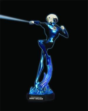 Green Lantern Animated Series Saint Walker Statue
