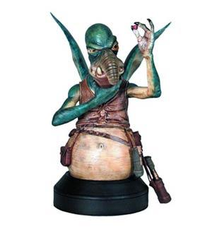 Star Wars Watto Mini Bust