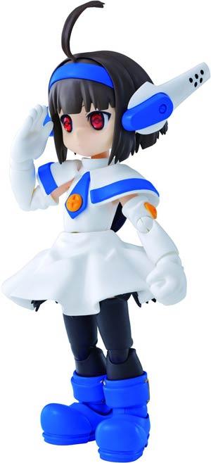 Hoi Hoi-San Chogokin - Senmetsu Shirei Combat-san Action Figure