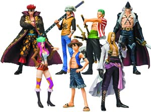 One Piece Chozoukei Damashii - Rookies Blind Mystery Box Figure