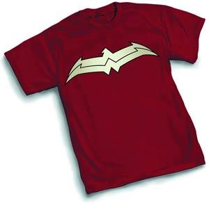 Wonder Woman 52 Symbol T-Shirt Large