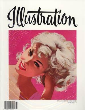 Illustration Magazine #38