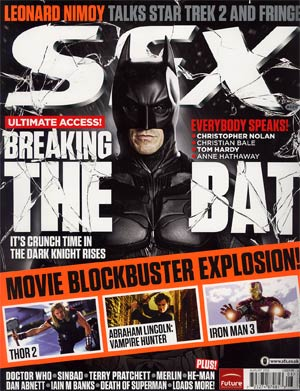 SFX #224 Aug 2012