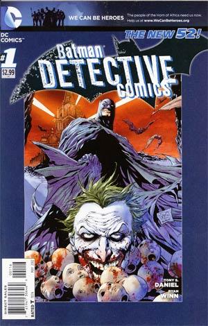 Detective Comics Vol 2 #1 6th Ptg