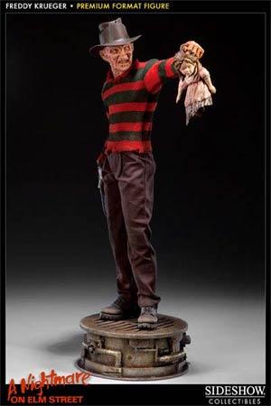 Nightmare On Elm Street Freddy Krueger Premium Format Figure