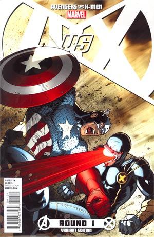 Avengers vs X-Men #1 Cover G Incentive Ryan Stegman Variant Cover