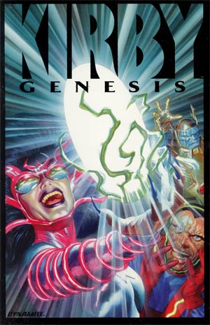 Kirby Genesis #6 Cover E Incentive Alex Ross Marvelous Acetate Cover