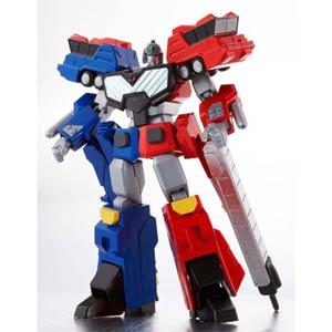 Super Robot Chogokin - The King Of Braves GaoGaiGar - Choryujin Die-Cast Action Figure