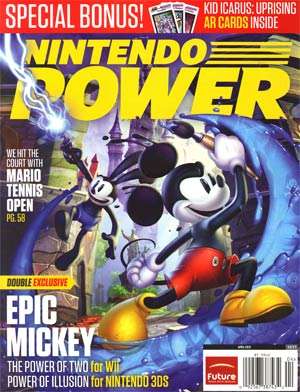 Nintendo Power #277 Apr 2012