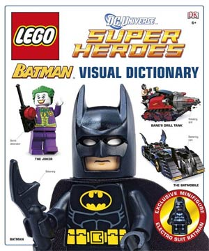 Lego Batman The Visual Dictionary HC