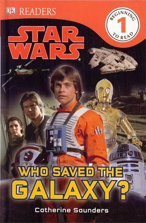 Star Wars Who Saved The Galaxy HC