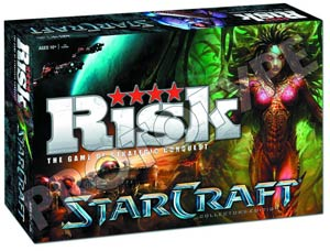 Risk Starcraft Collectors Edition