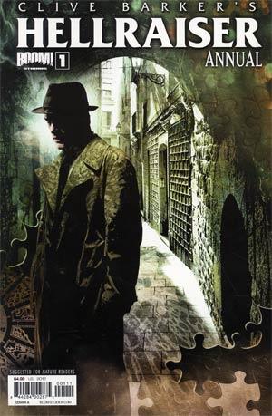 Clive Barkers Hellraiser Vol 2 Annual 2012 Regular Cover A
