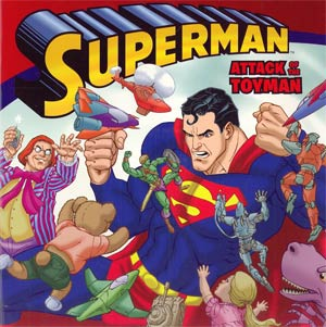 Superman Classic Attack Of The Toyman TP