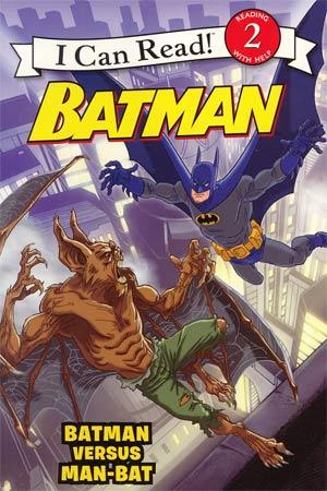 Batman Classic Batman Versus Man-Bat TP
