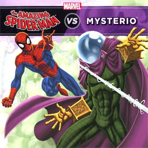 Amazing Spider-Man vs Mysterio TP