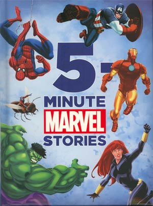 Marvel 5-Minute Stories HC