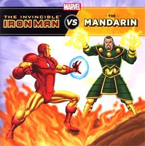 Invincible Iron Man vs The Mandarin TP