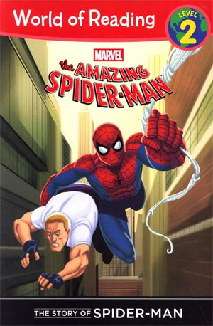 Amazing Spider-Man Story Of Spider-Man Level 2 Reader TP