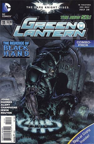 Green Lantern Vol 5 #11 Combo Pack With Polybag