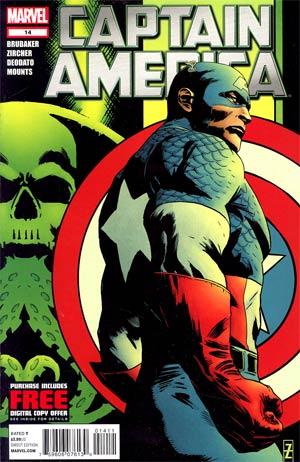 Captain America Vol 6 #14