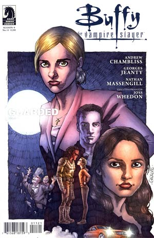 Buffy The Vampire Slayer Season 9 #11 Variant Georges Jeanty Cover