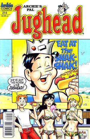 Jughead Vol 2 #214