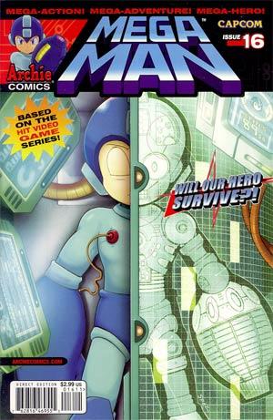 Mega Man Vol 2 #16