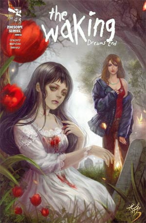 Waking Dreams End #4 Cover A Novo Malgapo