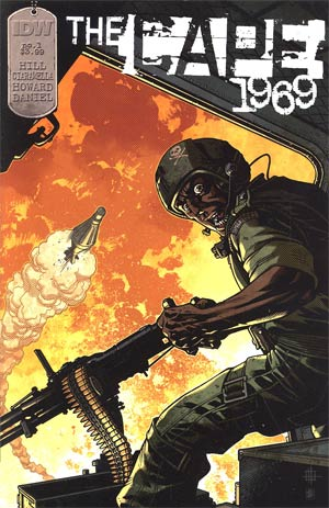 Cape 1969 #1 Regular Zach Howard Cover