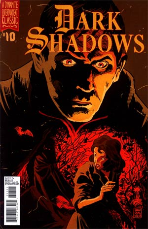 Dark Shadows (Dynamite Entertainment) #10
