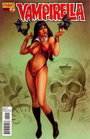 Vampirella Vol 4 Annual #2