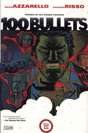 100 Bullets Deluxe Edition Book 3 HC