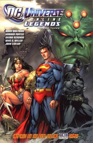 DC Universe Online Legends Vol 3 TP