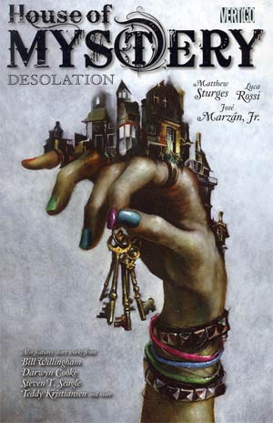 House Of Mystery Vol 8 Desolation TP