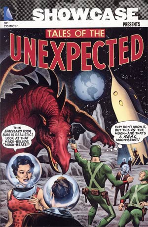 Showcase Presents Tales Of The Unexpected Vol 1 TP