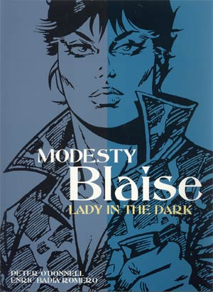 Modesty Blaise Vol 22 Lady In The Dark TP