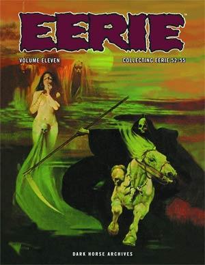 Eerie Archives Vol 11 HC